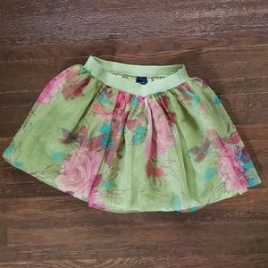 GapKids Tulle Layered Skirt